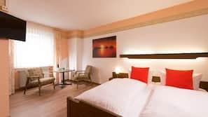 Zimmersafe, schallisolierte Zimmer, kostenloses WLAN