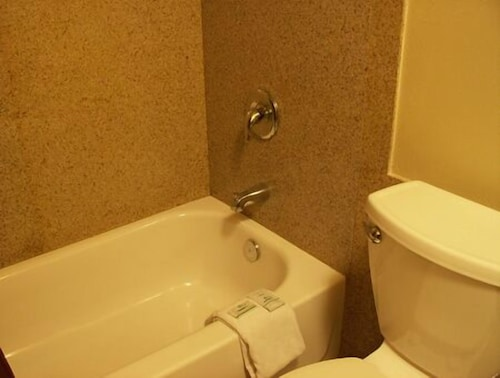 Bathroom, Executive Motel