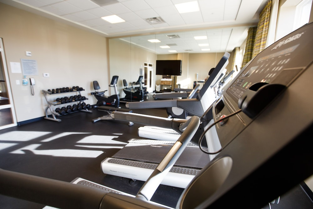 Fitness Facility, Dollywood's DreamMore Resort