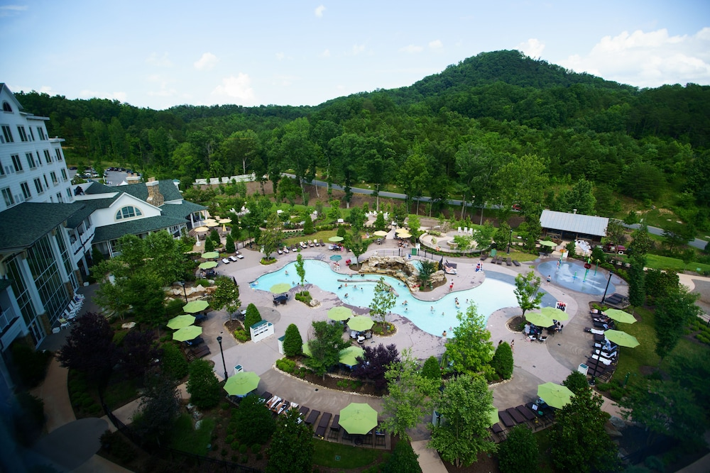 View from Property, Dollywood's DreamMore Resort