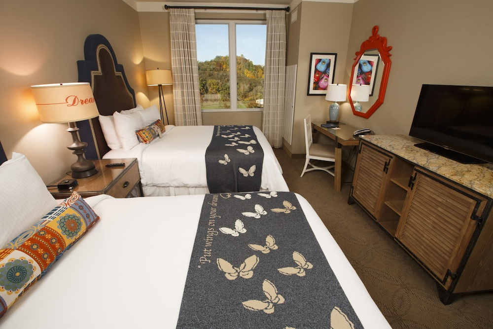 Room, Dollywood's DreamMore Resort