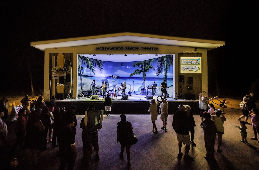 Theater Show, Margaritaville Hollywood Beach Resort
