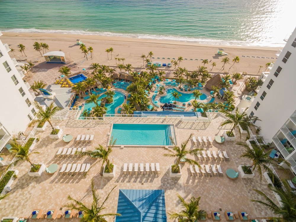 Beach, Margaritaville Hollywood Beach Resort