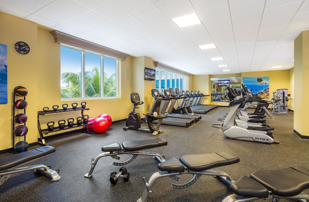 Gym, Margaritaville Hollywood Beach Resort