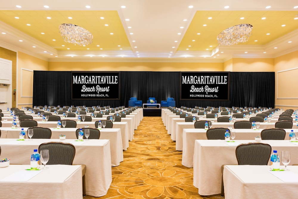 Meeting Facility, Margaritaville Hollywood Beach Resort