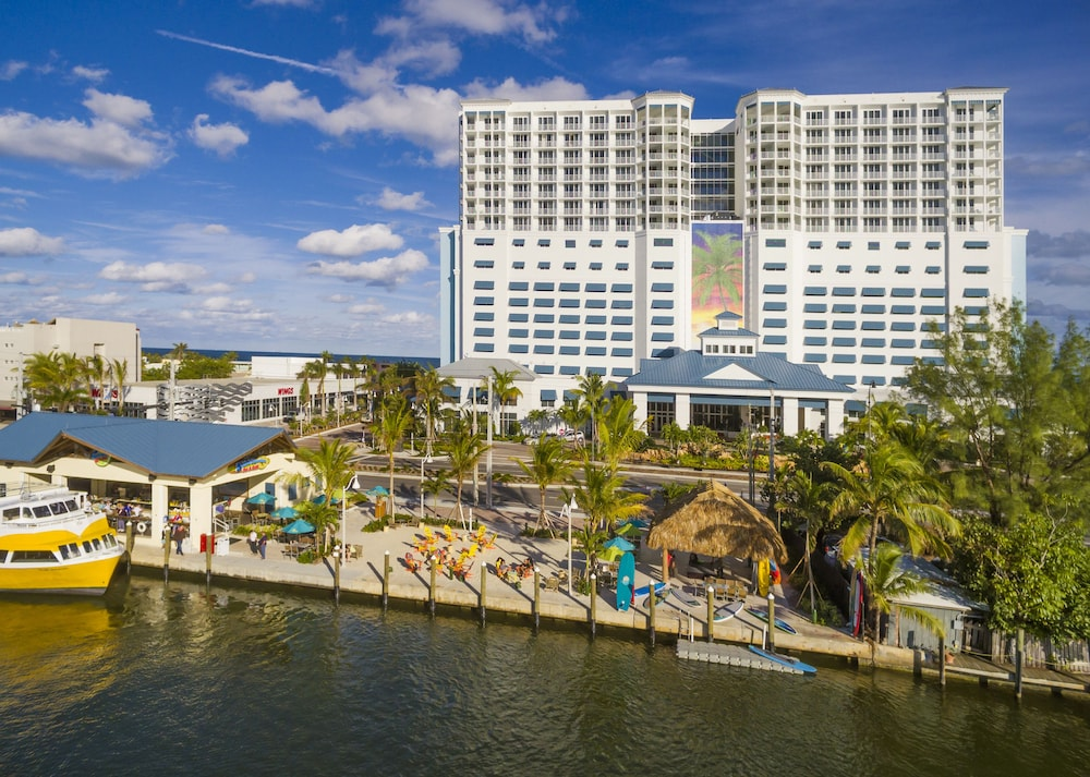 Aerial View, Margaritaville Hollywood Beach Resort