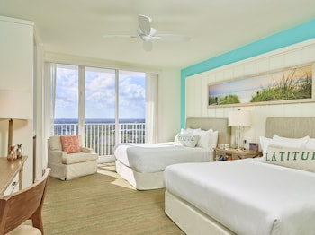 Sunset Intracoastal View 2 Queen Beds - Featured Image