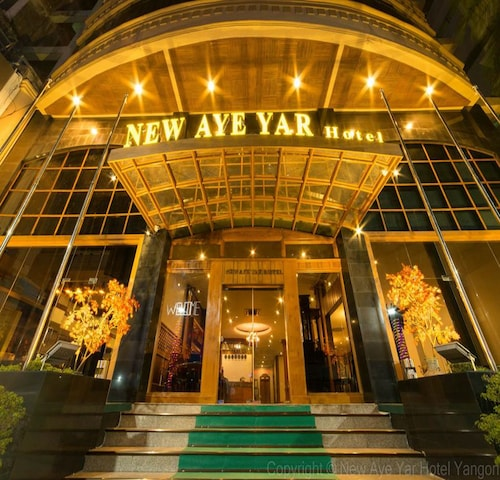 City Hotel Yangon (New Aye Yar Hotel)