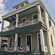 Site 61 Hostel New Orleans