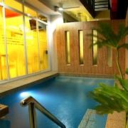 실내/야외 수영장