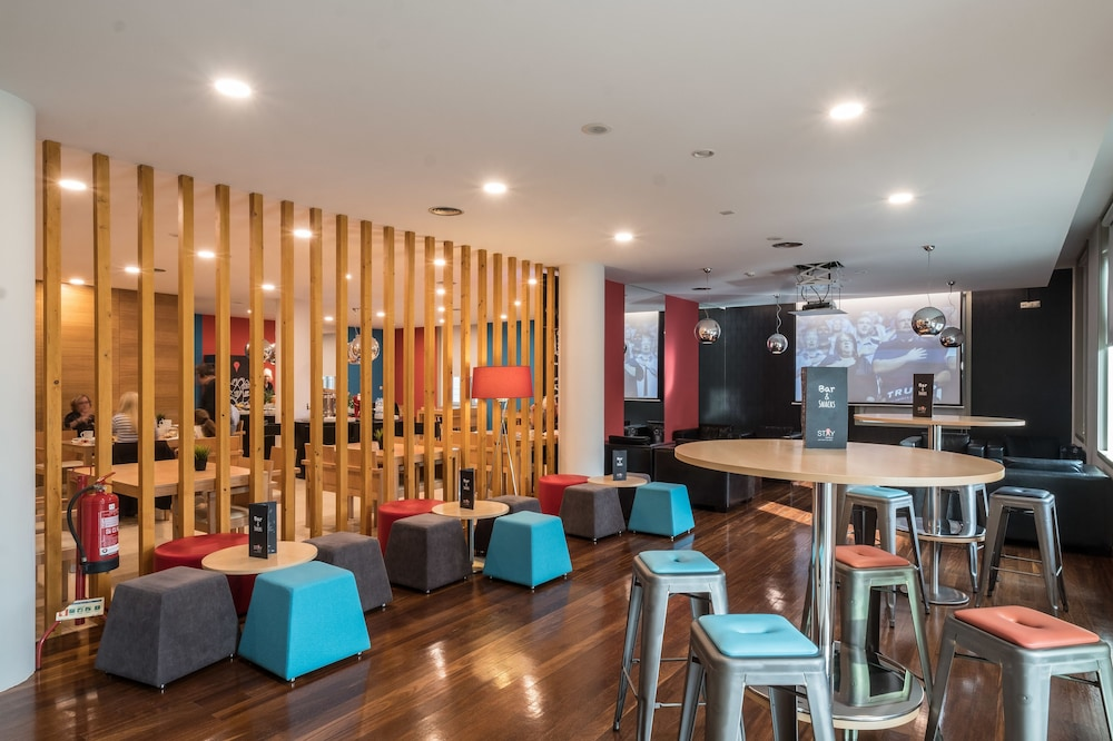 Sports Bar, Stay Hotel Guimarães Centro