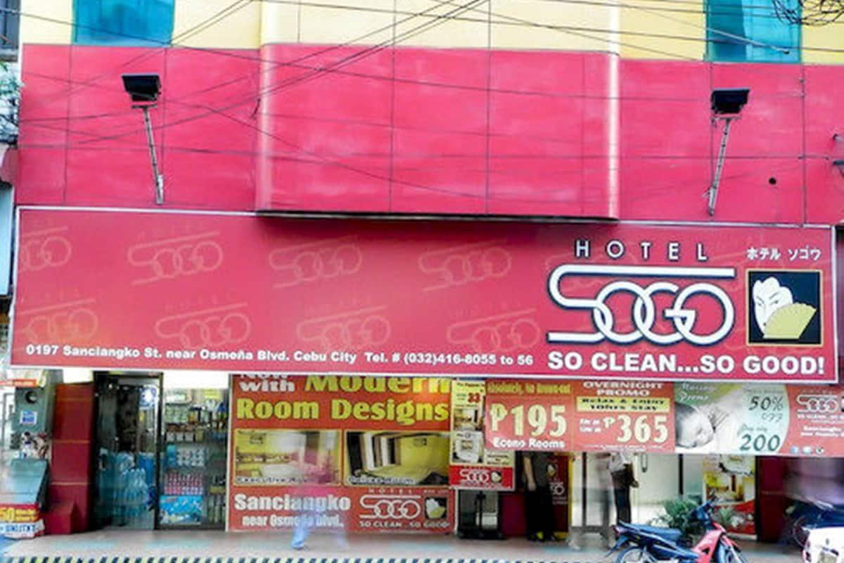 Hotel Sogo Cebu In Cebu Philippines Expedia