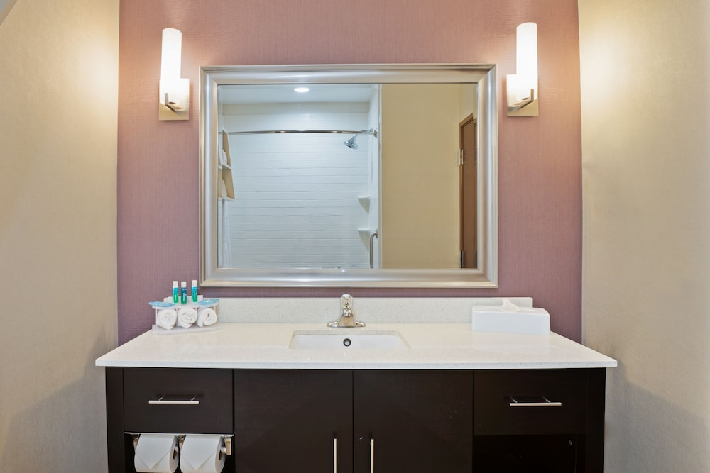 Bathroom, Holiday Inn Express & Suites New Cumberland, an IHG Hotel
