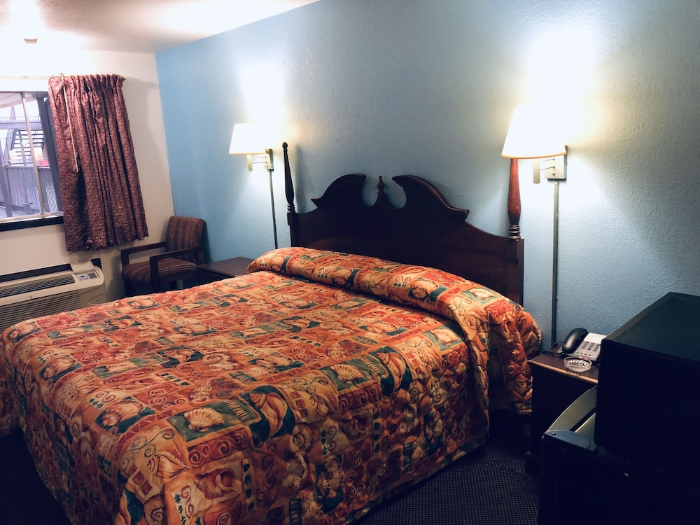 Room, Meridian Inn