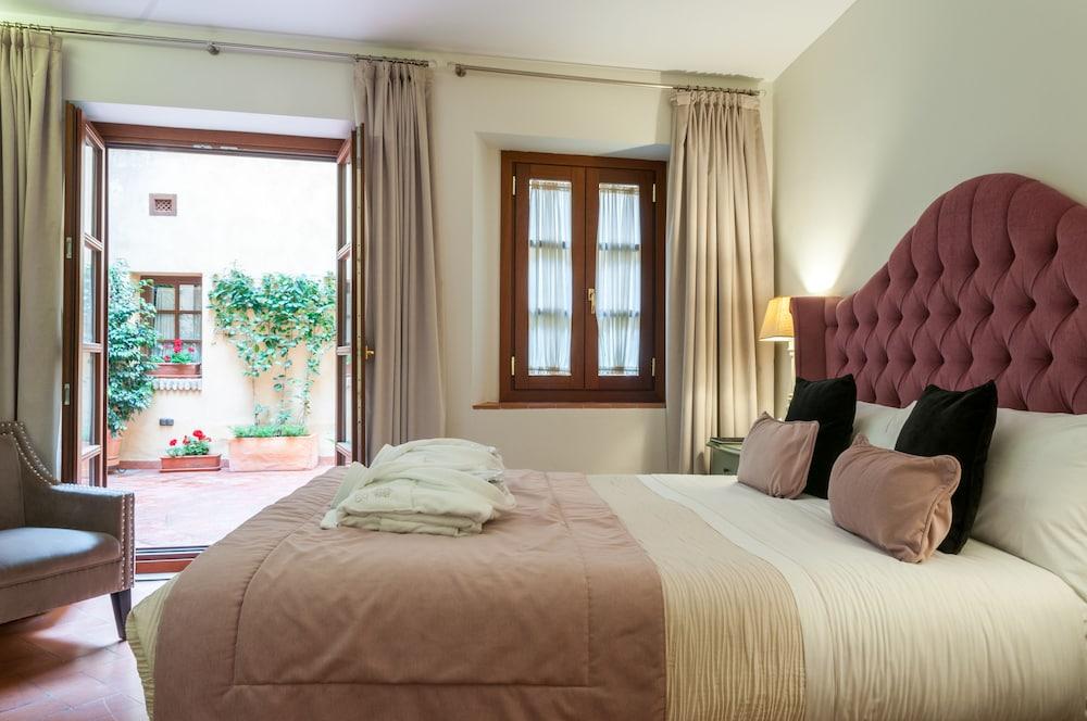 Habitación hotel boutique palacio pinello
