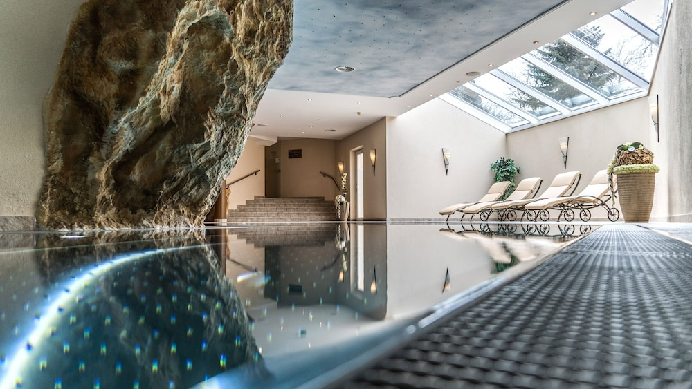 Indoor Pool, Panorama Appartements