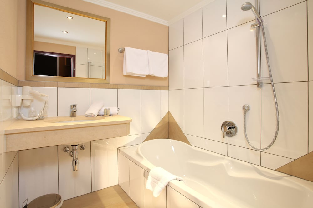 Bathroom, Panorama Appartements