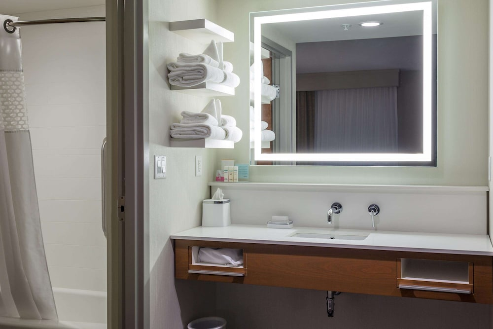 Bathroom, Hampton Inn & Suites Knoxville Papermill Drive