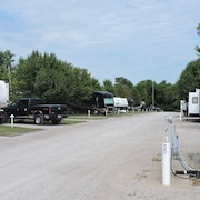 RV/트럭 주차