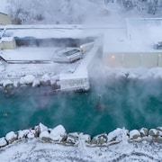 자연 수영장