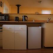 객실 내 간이 주방
