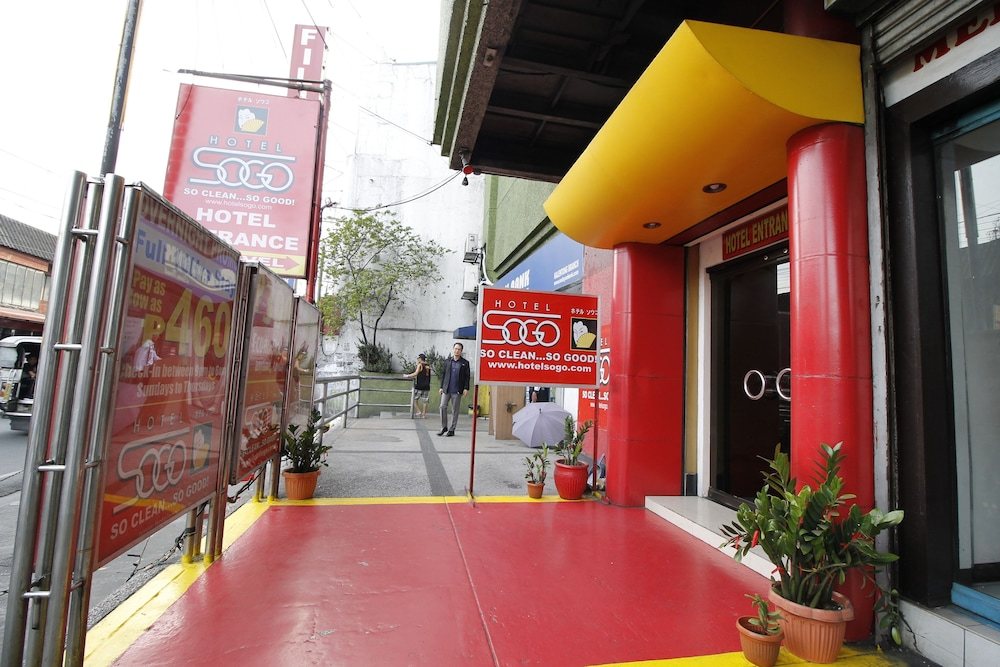 Front of Property, Hotel Sogo Kalentong Marketplace