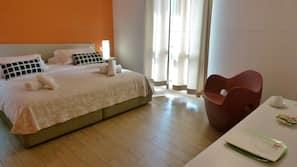 Frette Italian sheets, premium bedding, down duvets