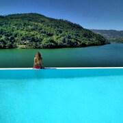 인피니티 수영장