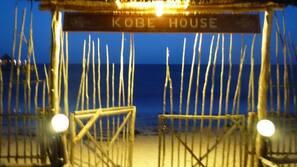 Playa privada y pesca