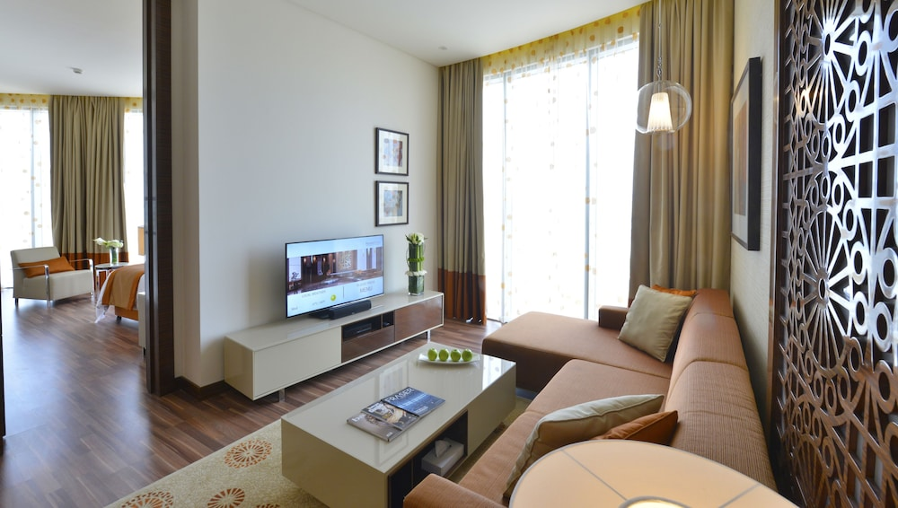 Living Area, Fraser Suites Diplomatic Area Bahrain