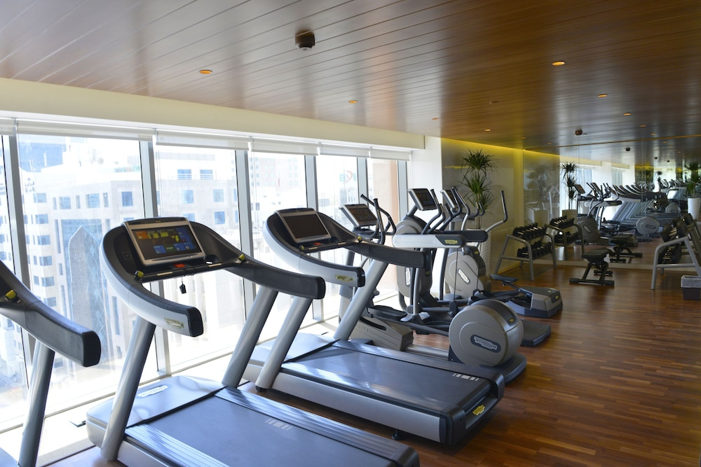 Gym, Fraser Suites Diplomatic Area Bahrain