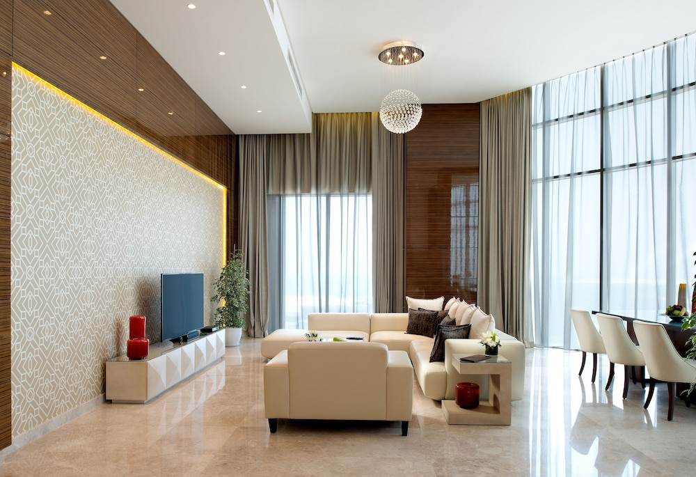 Interior, Fraser Suites Diplomatic Area Bahrain