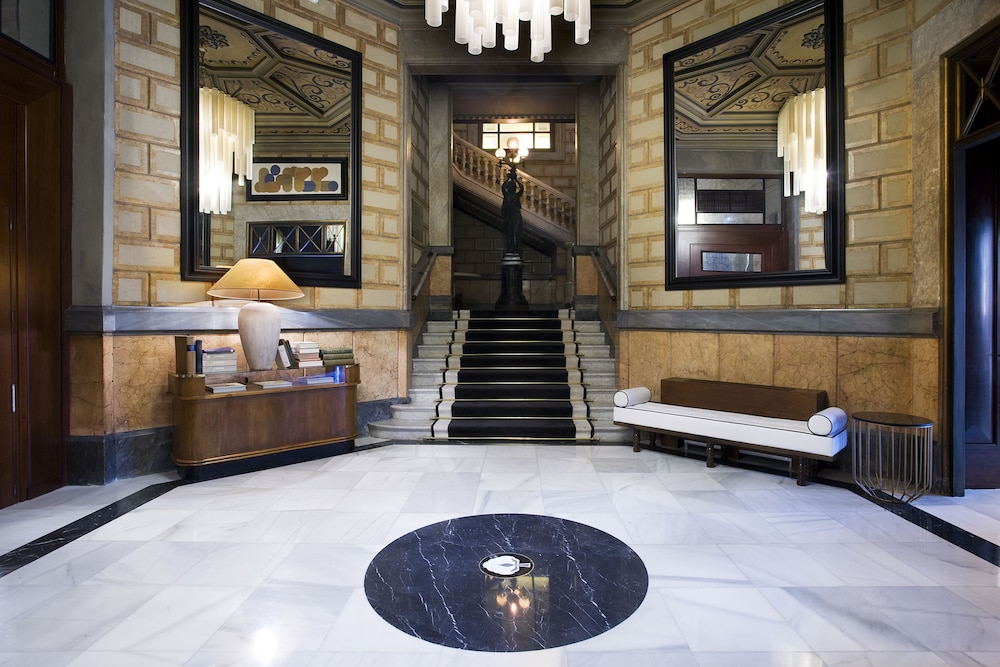 Lobby, Cotton House Hotel, Autograph Collection