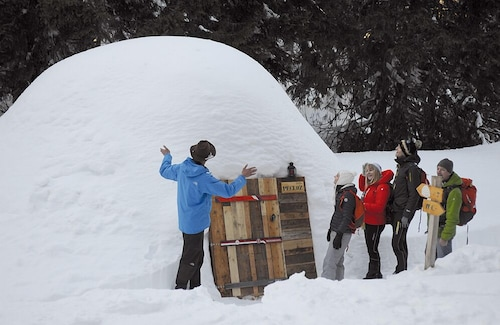 Eco Bivouac Village D'Igloo - Campground