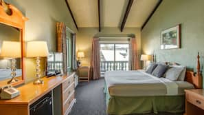 In-room safe, soundproofing, free WiFi, wheelchair access