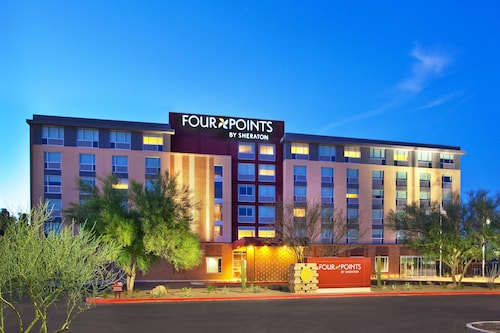 Four Points By Sheraton At Phoenix Mesa Gateway Airport
