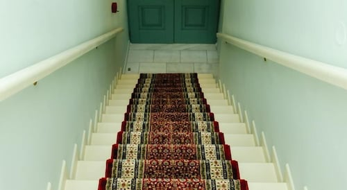 Staircase, 999 Luxury Hotel