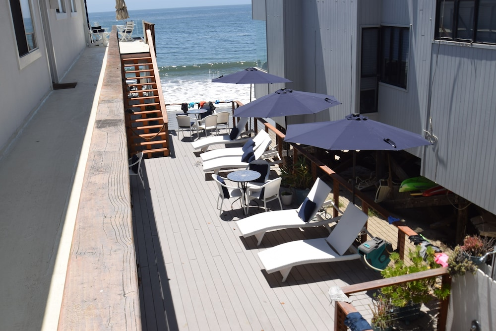 Terrace/Patio, Malibu Beach Paradise Apartments