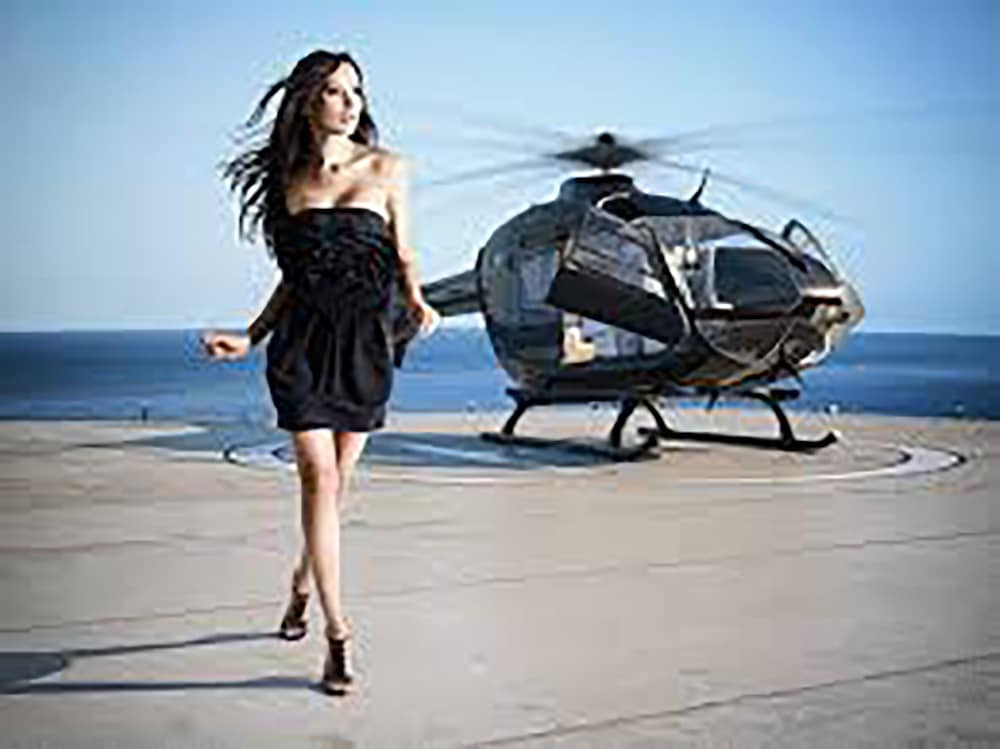 Helicopter/Plane Tours, Malibu Beach Paradise Apartments
