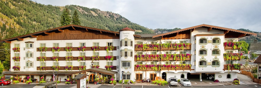 Exterior, Bavarian Lodge