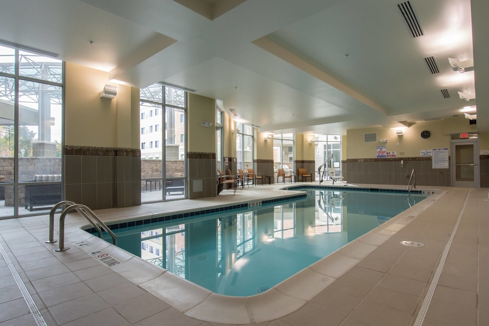 Indoor Pool, Residence Inn Raleigh-Durham Airport/Brier Creek