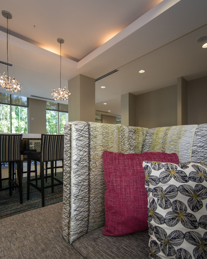 Lobby Sitting Area, Residence Inn Raleigh-Durham Airport/Brier Creek