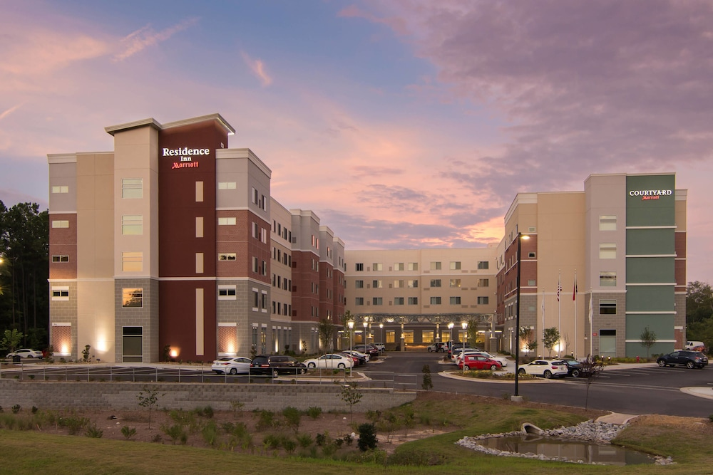 Exterior, Residence Inn Raleigh-Durham Airport/Brier Creek
