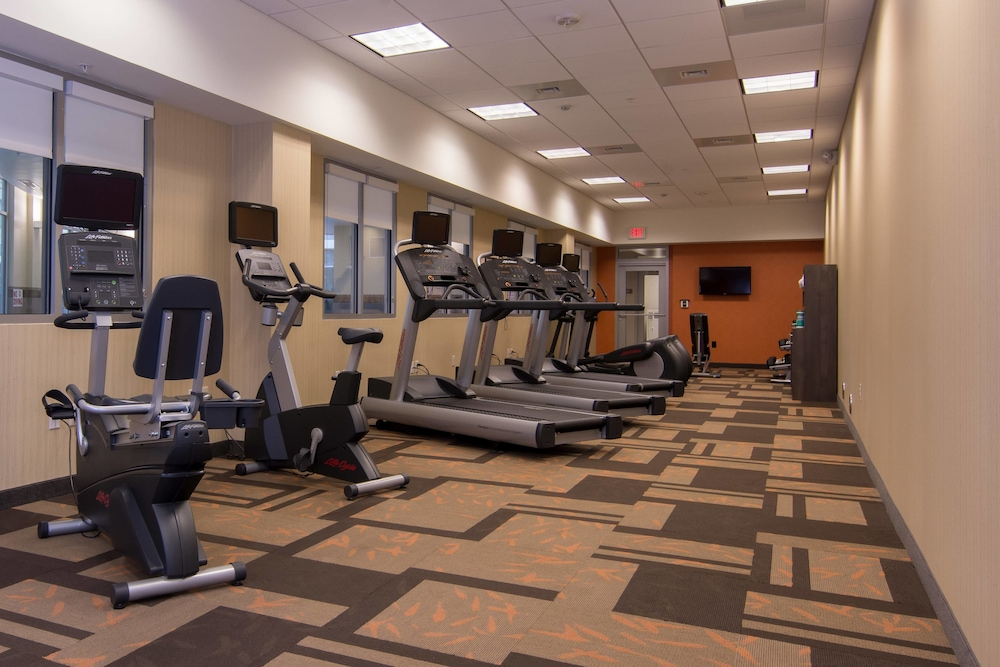 Fitness Facility, Residence Inn Raleigh-Durham Airport/Brier Creek
