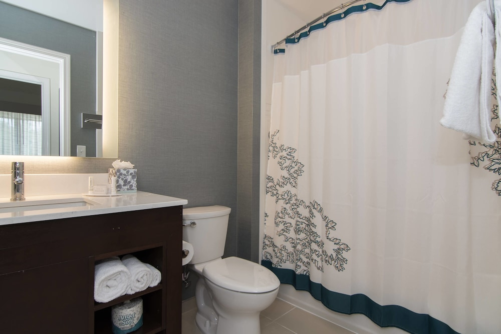 Bathroom, Residence Inn Raleigh-Durham Airport/Brier Creek