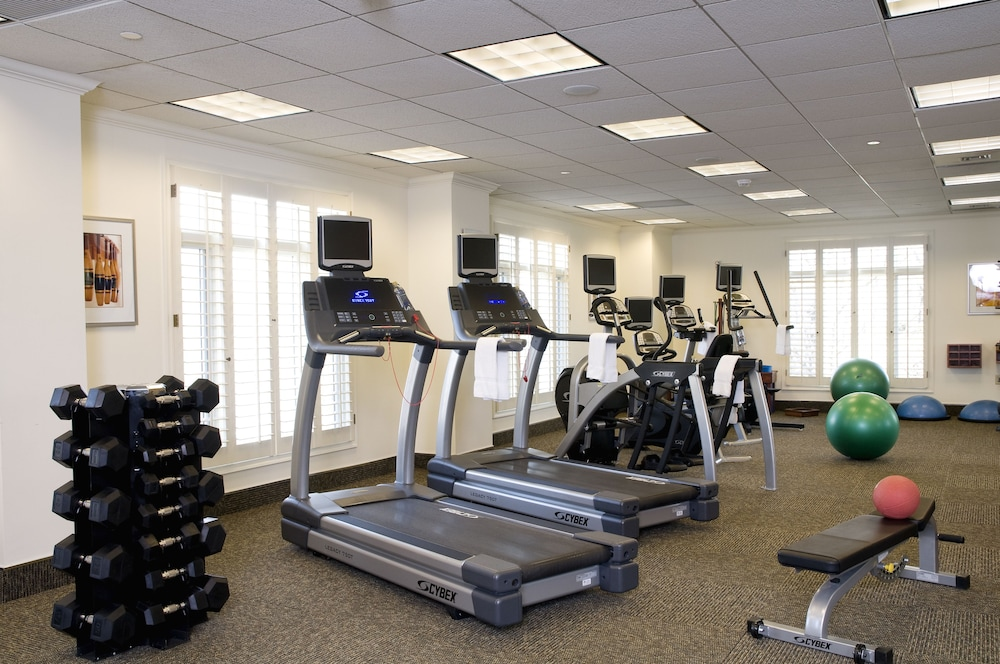 Fitness Facility, The Inn on Biltmore Estate