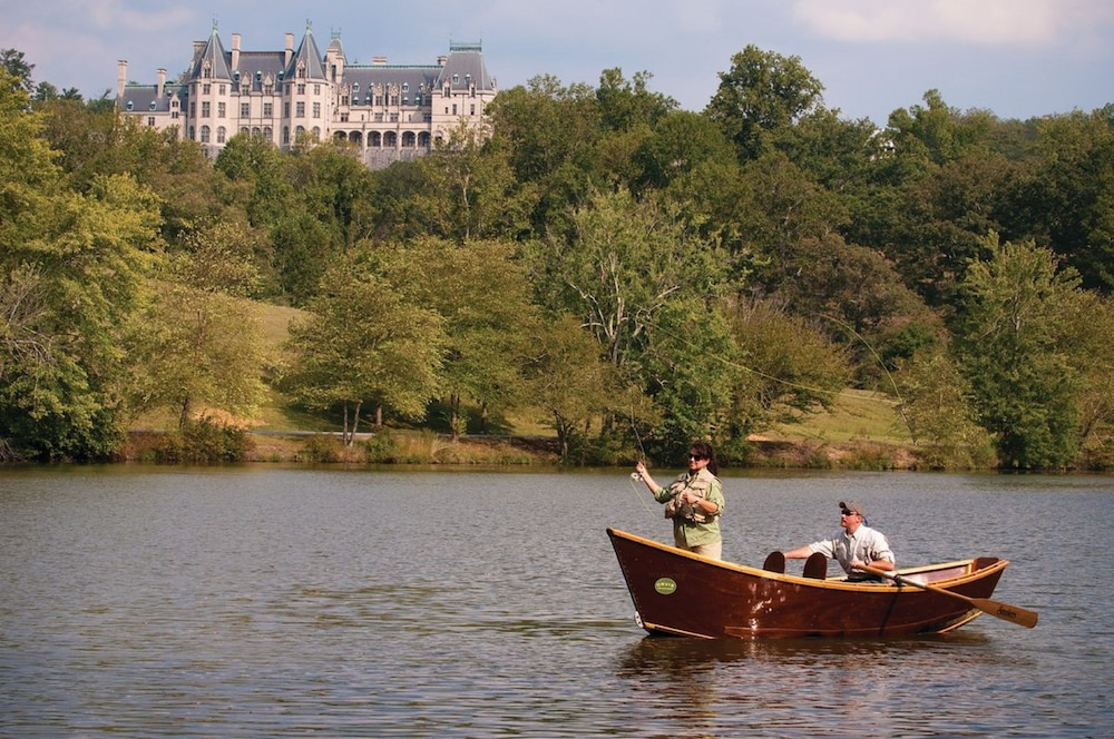 Fishing, The Inn on Biltmore Estate