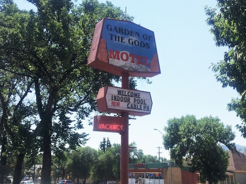 Check Expedia for Availability of Garden of the Gods Motel
