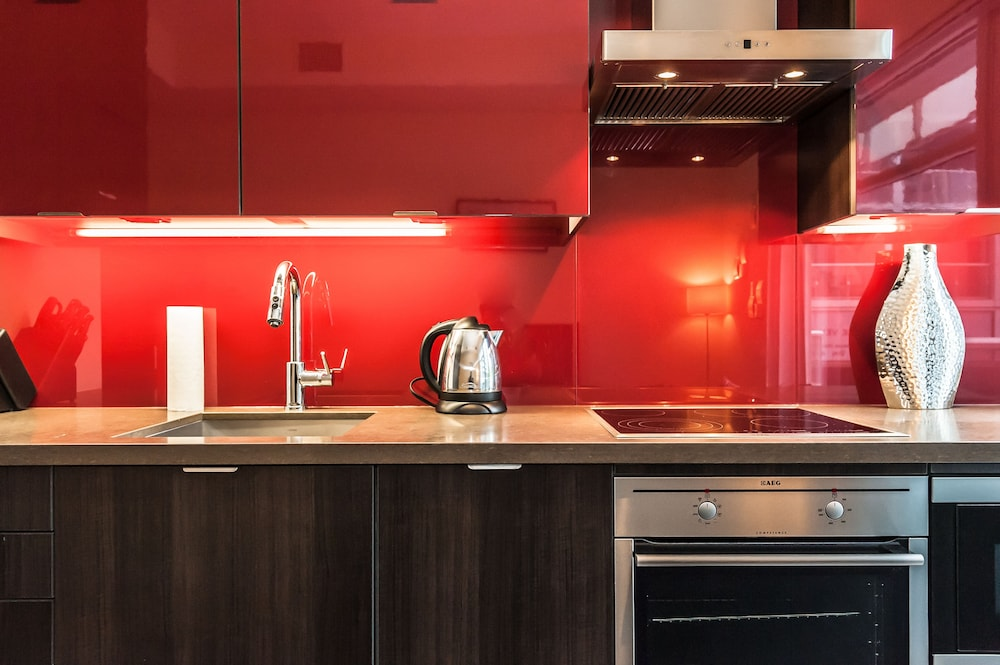 Private Kitchenette, Life Suites Loft - CN Tower