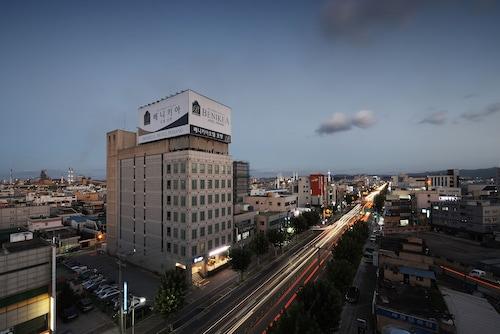 베니키아 호텔 포항